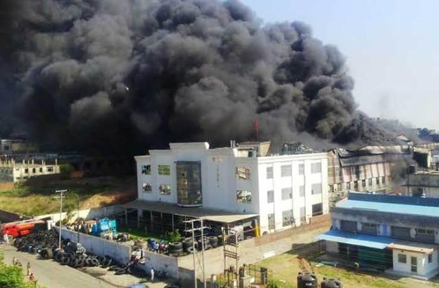 baddi-fire-tyre-industry