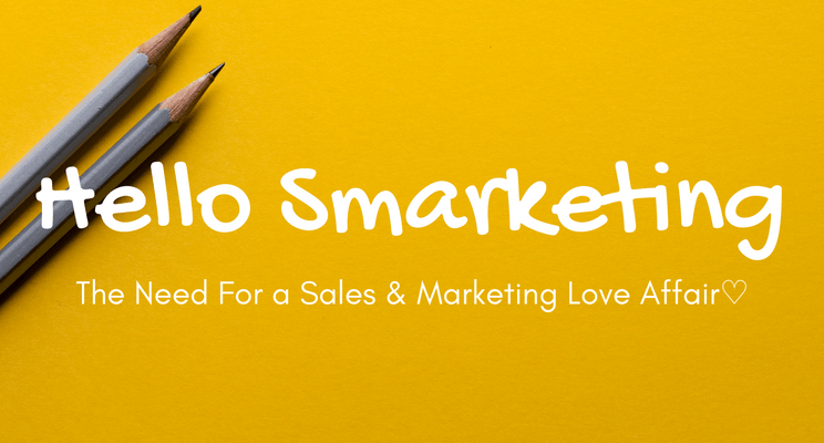 Marketing vs. Sales vs. Smarketing