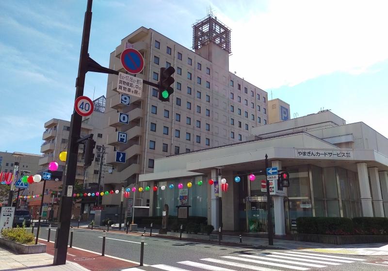 ホテルアルファーワン山形~設備が古くても頑張っているホテル~