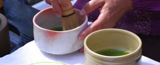 2月6日:抹茶の日