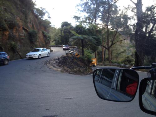 On the Macquarie Pass