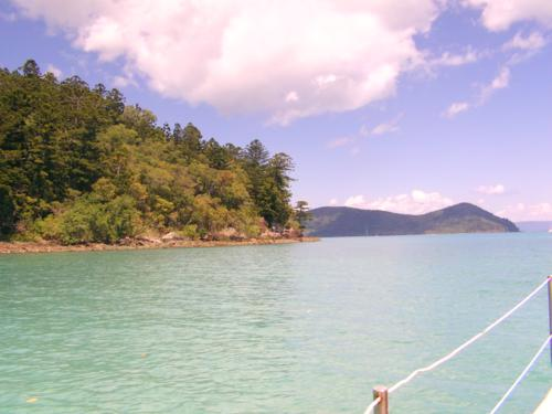 Cid Harbour, Whitsunday Island