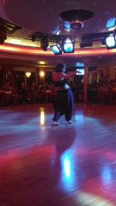 Sofia's dance