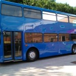 Youth Bus in the villages