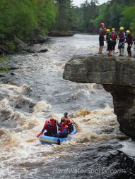 hell's gate kettle river