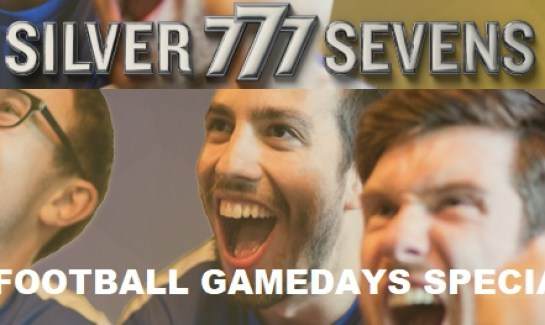 Football specials at Silver Sevens Grand Casino Hinckley