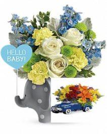 Flower shops floral arrangements at Cheri's Flower Basket in Sandstone MN