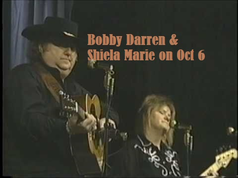 Bobby Darren Shiela Marie at Midwest Country Theater Sandstone