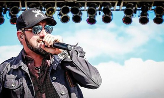 Chris Hawkey concert at Grand Casino Events Center December shows