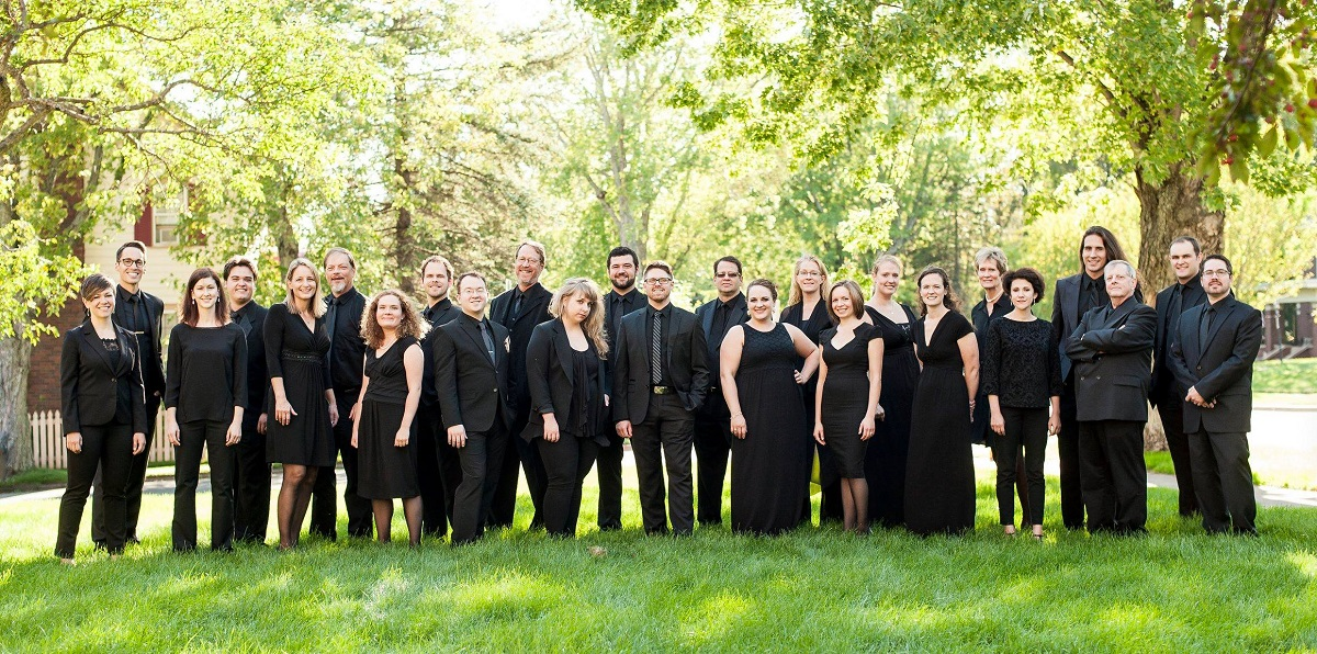 Twin Ports Choral Project Concert in Moose Lake Community School Auditorium