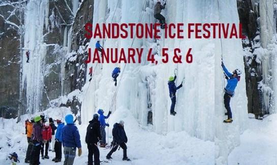 Ice Festival in Sandstone MN