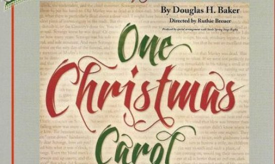 Cloquet Christmas Show at County Seat Theater