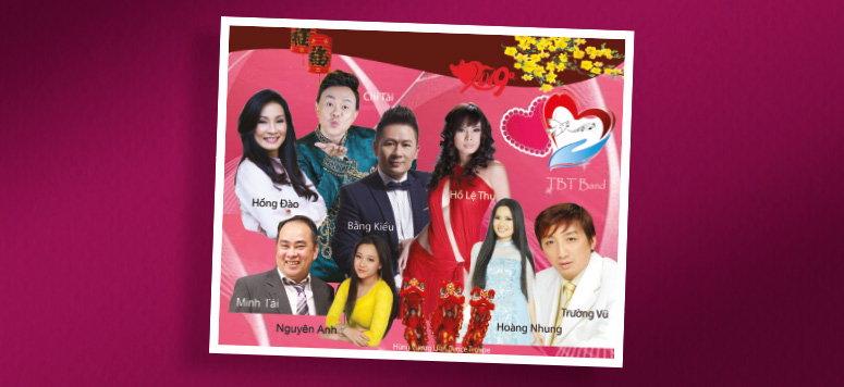 Vietnamese New Year and Valentine at Grand Casino Events Center Hinckley MN