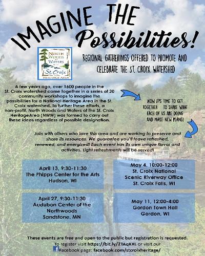 St. Croix Watershed Regional Gatherings 2019