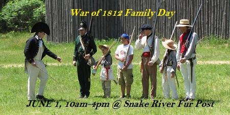 Snake River Fur Post events