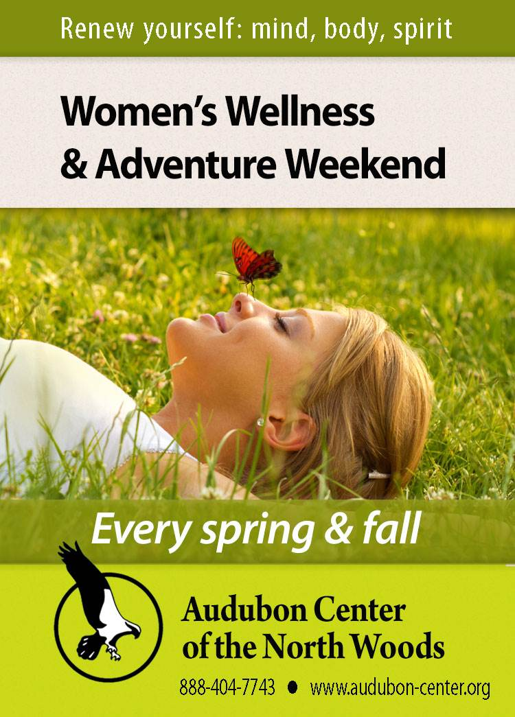 Womens Wellness and Adventure 2019 Audubon Center