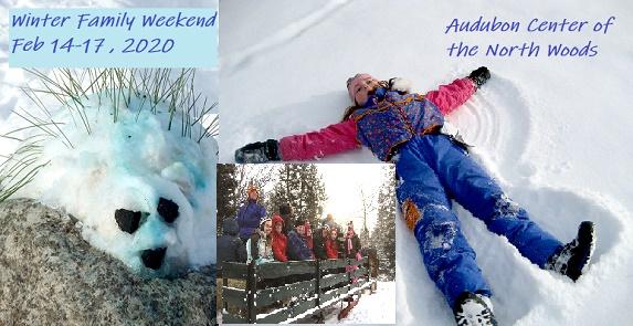 Audubon Center Winter Family Weekend 2020