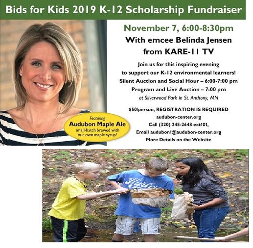 Bids for Kids Scholarship Fundraiser MN