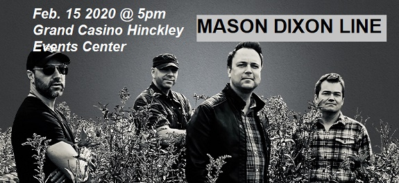 Mason Dixon Line at Grand Casino Hinckley MN
