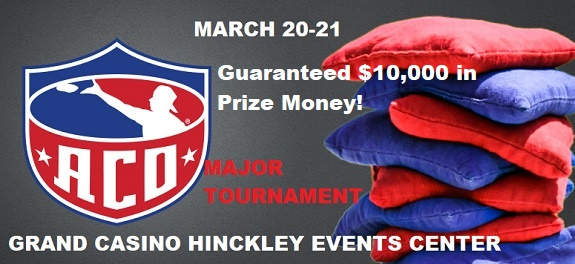 ACO Tournament in Hinckley MN