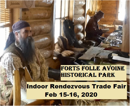 Trade Fair Forts Folle Avoine