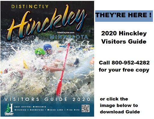 Hinckley Visitors Guide Tourism 2020