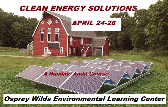 Clean Energy Course at Osprey Wilds