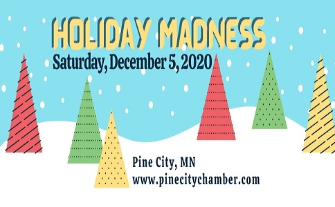 holiday, christmas, parade, pine city