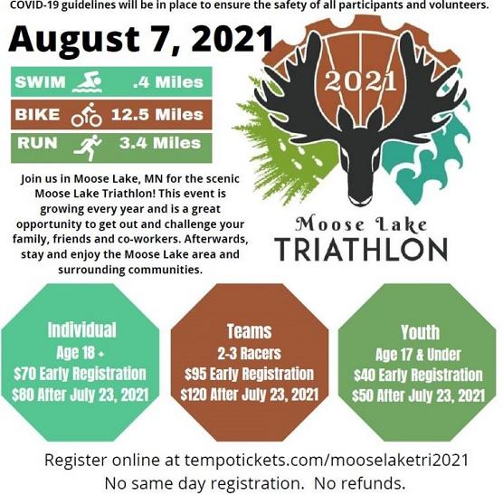 triathlon, race, marathon, moose lake, mn