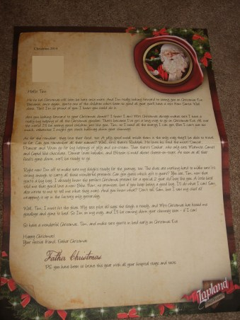 christmas letter 2