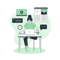 ब्लॉग क्या होता है? ब्लॉग्गिंग के बारे में हिंदी में जानकारी।