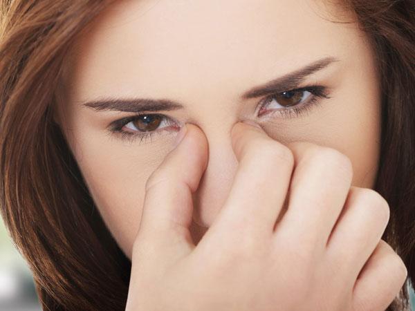 2. साइनस वाला सिरदर्द-