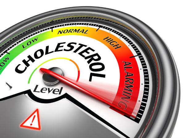 कोलेस्ट्रॉल के स्तर को कम करता है