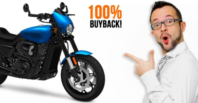 Harley Davidson Buyback Featured