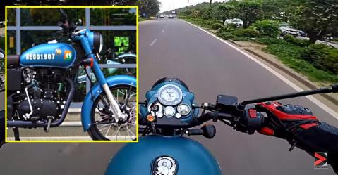 Royal Enfield Classic 350 Signals Featured