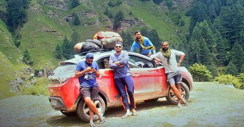 Tata Nexon Road Trip (1)
