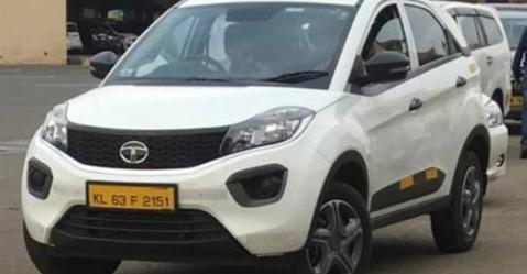 Tata Nexon Taxi Featured