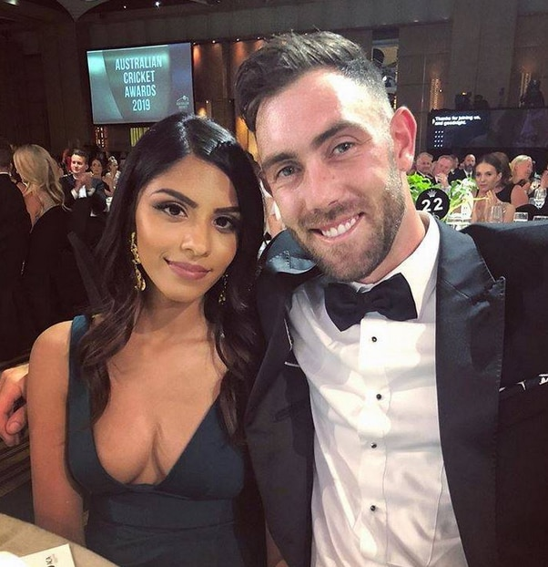 Australian cricketer Glenn Maxwell will soon become India's son-in-law, is related to this 'Indian girl'