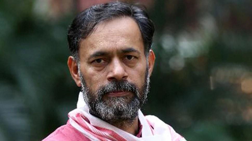 योगेंद�र यादव ने कहा, 'देश भर के 201 किसान संगठन दिल�ली में करेंगे रैली'