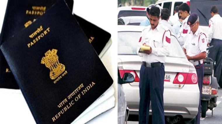 विदेश जाना चाहते हैं और ट्रैफिक रूल्स तोड़ते हैं तो पासपोर्ट-वीजा हो सकते हैं रद्द
