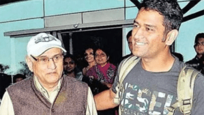 After Corona, how Dhoni's parents feel, now a big update.  Hindi News