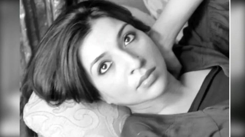 Amjad Khan daughter Ahlam Khan