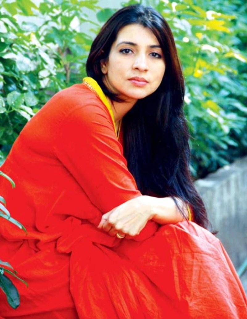 Amjad Khan daughter Ahlam Khan is actor