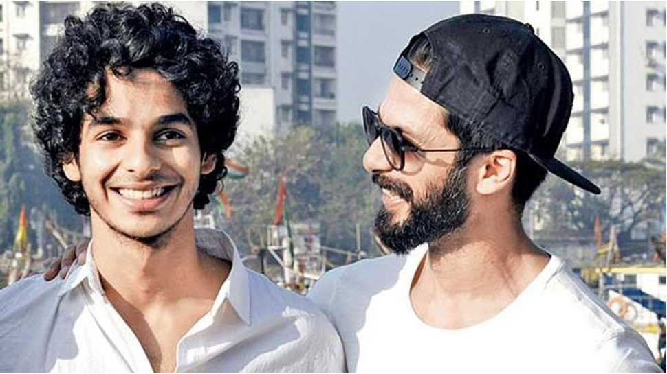 Shahid Kapoor and Ishaan Khatter have 'Karan-Arjun' fever, in these pictures – 'Bromance'