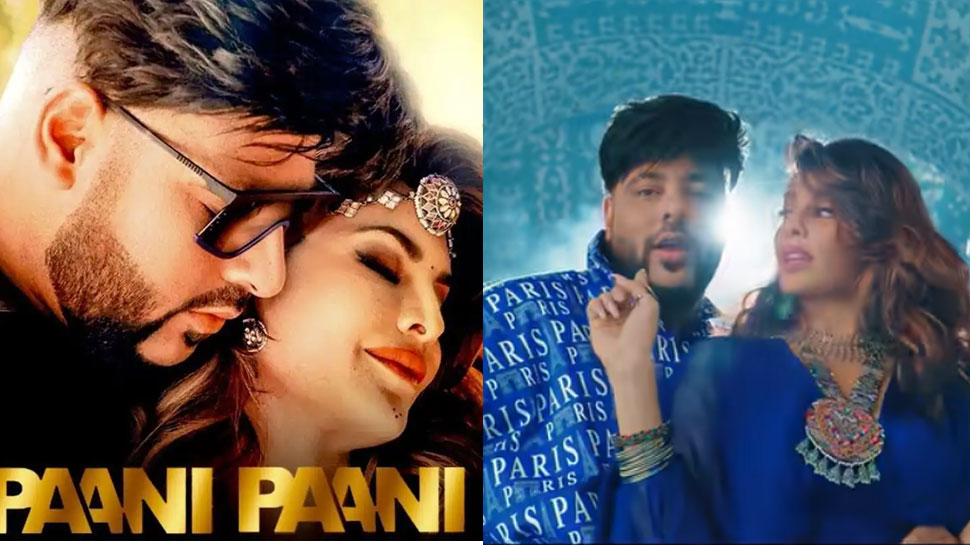 Paani Paani Song: Badshah and Jacqueline Fernandez rocked, views crossed 8 lakhs in a few hours