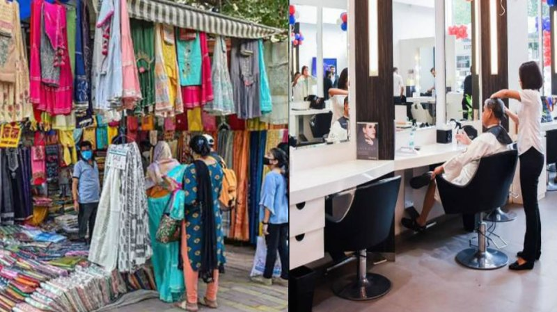 Delhi Unlock 3: Salons and Weekly Markets can open from next week, some other relief is also possible