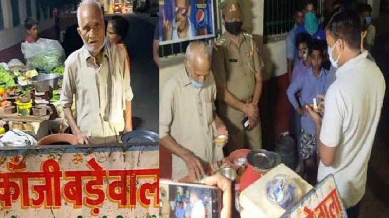 Agra: & # 039; Kanji Bada Wale Baba & # 039; became famous on social media in lockdown, lost the battle of life with cancer