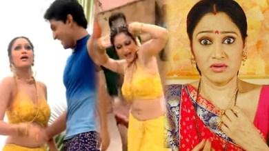 'Taarak Mehta…' फेम Disha Vakani का ये रूप उड़ा देगा आपके होश, बैकलेस चोली में किया धमाकेदार डांस