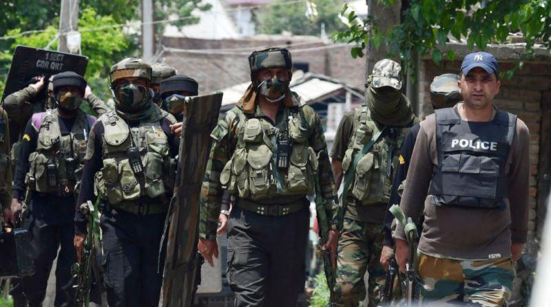 Retaliation by security forces in Soper, 3 terrorists including LeT commander Mudasir Pandit killed