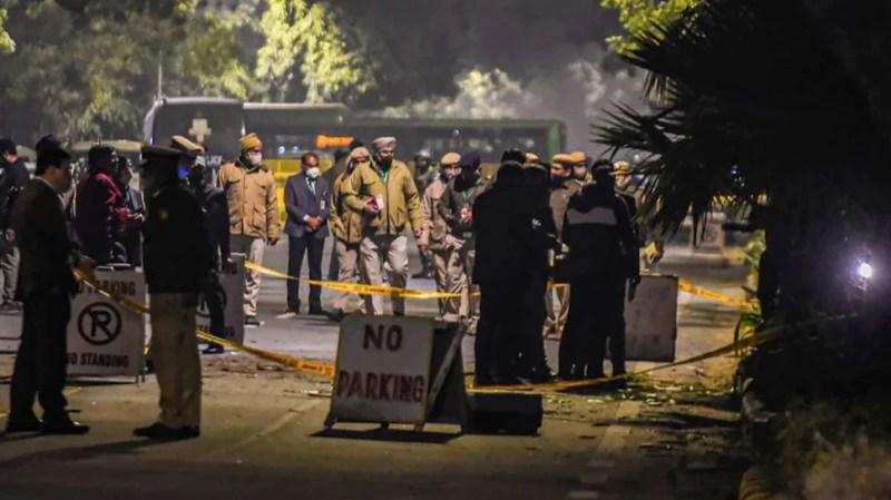 Delhi: Special Cell arrests 4 Kashmiri students in Israel Embassy blast case, interrogation continues